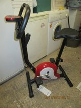 Exercise bike (new) in Lakenheath, UK