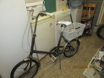Ladies shopper bike in Lakenheath, UK