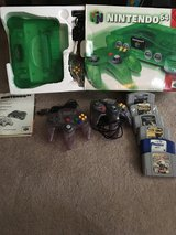 N64 Bundle in Oswego, Illinois