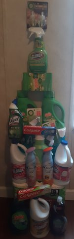 Cleaning items in Beaufort, South Carolina