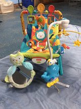 whale mobile, Fisher Price rocker/bib chair in Fort Bragg, North Carolina