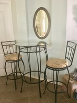 Shabby French Bistro Set in Kingwood, Texas