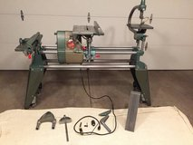 "ShopSmith Mark V Model 500 with 4"" Jointer and Jig Saw attachments in Orland Park, Illinois"