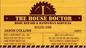 The House Doctor in Fort Campbell, Kentucky