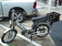 Very Rare. Sachs Hercules, 50cc Moped in Kingwood, Texas