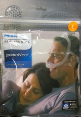 Philips Respironics DreamWear Nasal CPAP L-L Mask  , NIB , without Headgear in Chicago, Illinois