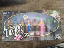 Wizard of Oz Pez Collector's Series set 70th Anniversary in Kingwood, Texas