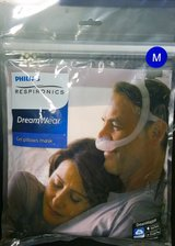 New Philips Respironics DreamWear Nasal CPAP Mask  , NIB , without Headgear in Orland Park, Illinois