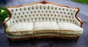 elegant Louis XV sofa with 2 matching armchairs in Ramstein, Germany