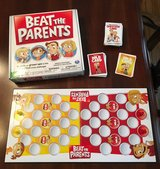 Beat the Parents Board Game in Naperville, Illinois