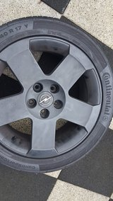 NEW Continental Opel omega tires x4 in Wiesbaden, GE