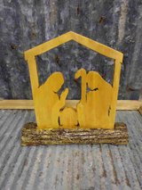 nativity wooden set in Cleveland, Texas