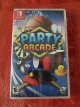 Party Arcade Nintendo Switch Game in Camp Lejeune, North Carolina