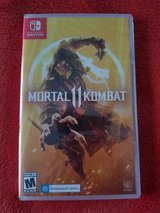 Mortal Kombat 11 Nintendo Switch Game in Camp Lejeune, North Carolina