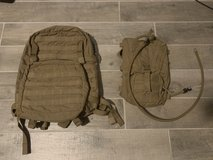 Backpack (Assault pack) CIF and Hydration Pack in Camp Pendleton, California