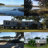 3/2 Marshfront Mobile Home for Rent in Beaufort, South Carolina