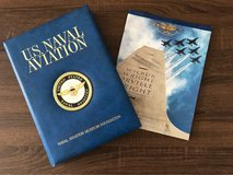 US Naval Aviation Hardcover Book in Okinawa, Japan
