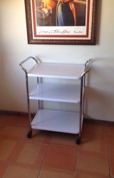 Serving cart in Yucca Valley, California