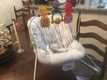 Fisher Price Bouncy Seat in Hampton, Virginia