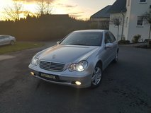 Mercedes C220 CDI Turbo diesel Elegance *Low km * NEW INSPECTION in Spangdahlem, Germany