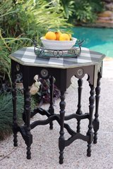 Antique Whimsical Accent Table in Kingwood, Texas