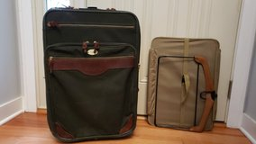 Men's Orvis Suitcase with Leather Trim in Plainfield, Illinois
