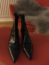 PRADA Patent Leather Boots in Stuttgart, GE