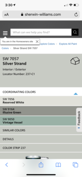 Grey Gallon paint sherwin Williams in Fort Campbell, Kentucky