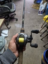 4 bait casters for sell in Cherry Point, North Carolina
