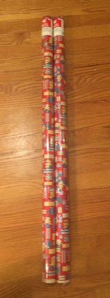 Despicable Me Wrapping Paper in Yorkville, Illinois