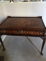 French Serving Table from Burgundy in Kingwood, Texas