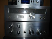 nice vintage kenwood amplifier + tuner combo in Grafenwoehr, GE