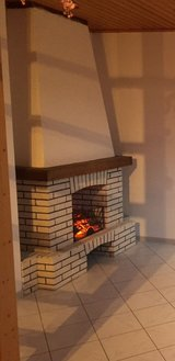 Fireplace kit electric in Ramstein, Germany