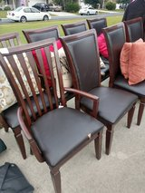 Four Dinning room chairs in Beaufort, South Carolina