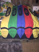 Crayon Curtains in Fort Campbell, Kentucky