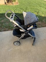 Bravo Trio Travel System - Indigo in Fort Campbell, Kentucky
