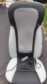 Brookstone Massage chair- like new in Shorewood, Illinois