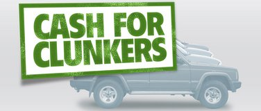 CASH FOR CLUNKERS in Stuttgart, GE