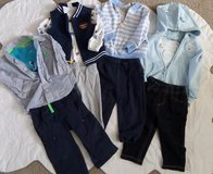 12 Month Boys, 3 Piece Sets Lot 1 in Baytown, Texas