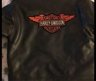 Boys Harley Davidson Leather Jacket in Fort Campbell, Kentucky