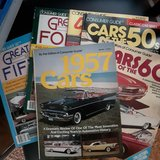 Lot of 6 car magazines in Conroe, Texas