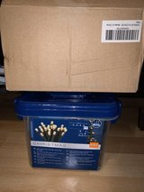 2 sets of LED Christmas lights 220v in Stuttgart, GE