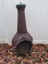 Cast Iron Chiminea in Joliet, Illinois