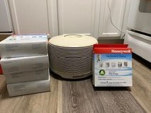 Honeywell Air Purifier in Naperville, Illinois