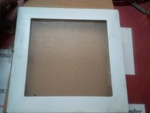 "9"" X 9"" recessed light cover with glass in Alamogordo, New Mexico"