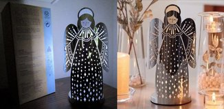 PartyLite Enchanted Angel Candle Holder in Tomball, Texas