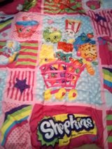 Shopkins Quilt twin/full /queen in Camp Lejeune, North Carolina