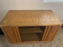Oak TV Stand in Yucca Valley, California
