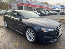 2016 Audi A5 2.0T quattro Premium Plus -- Luxurious and Sporty! in Spangdahlem, Germany