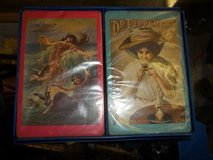 Dr Pepper Set of Two Playing Card Decks in Fort Riley, Kansas